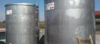 Stainless steel 100 mc tanks