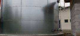 Rezervor apa incendiu 150mc SV
