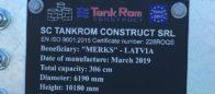 Rezervoare apa incendiu 2 x 306 mc, 2 x 576 mc Letonia, Riga, Lidl