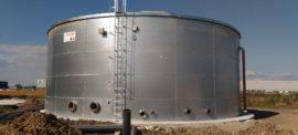 Rezervor apa incendiu 700mc TM