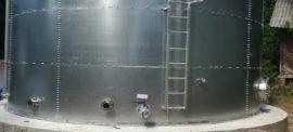 Water supply tank 200 cbm BC